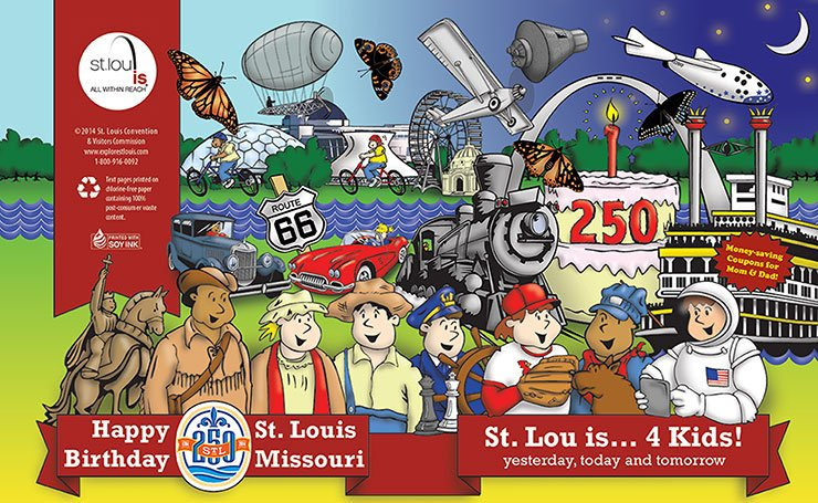 St. Lou is… 4 Kids! created by studioJMC